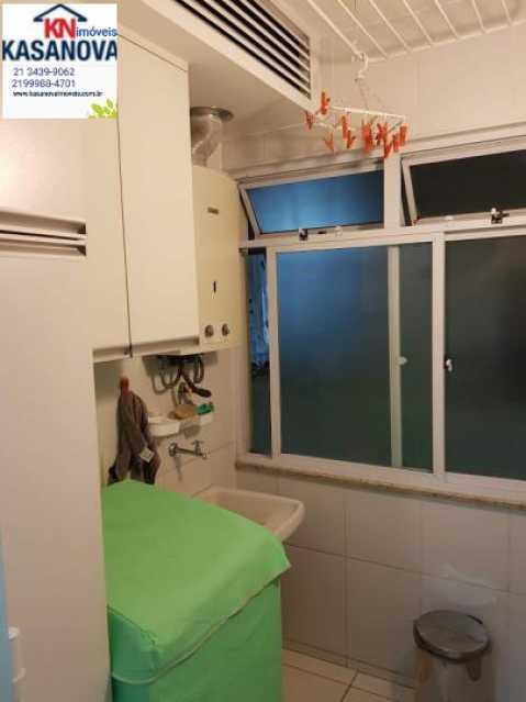 13 - Apartamento 2 quartos à venda Laranjeiras, Rio de Janeiro - R$ 895.000 - KFAP20282 - 14