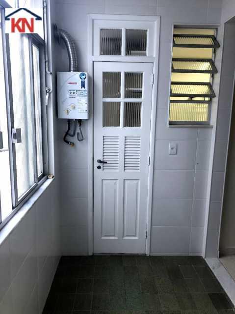 25 - Apartamento 2 quartos à venda Andaraí, Rio de Janeiro - R$ 540.000 - KFAP20283 - 26