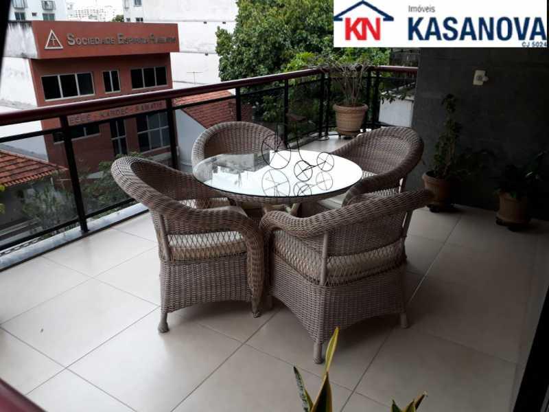 01 - Apartamento 4 quartos à venda Tijuca, Rio de Janeiro - R$ 1.000.000 - KSAP40027 - 1