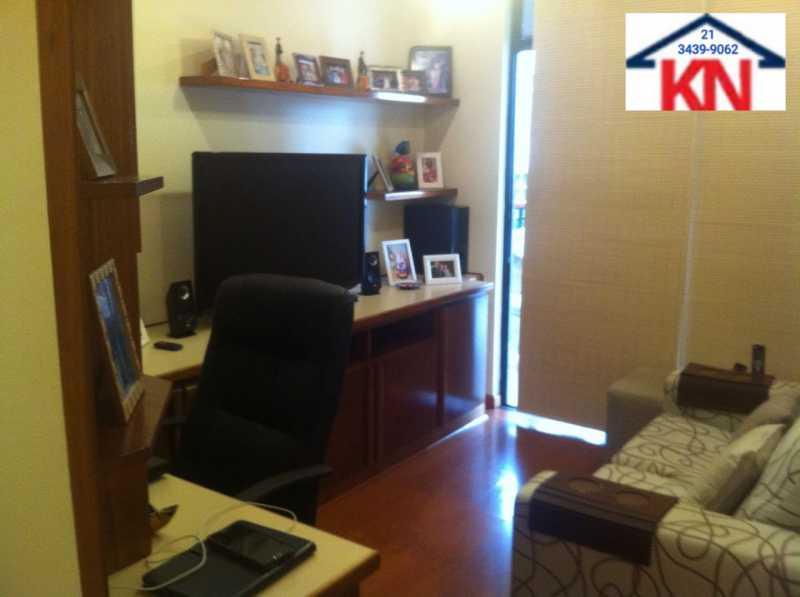 12 - Apartamento 4 quartos à venda Tijuca, Rio de Janeiro - R$ 1.000.000 - KSAP40027 - 13