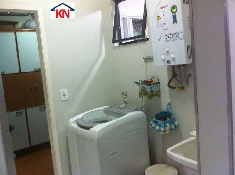 20 - Apartamento 4 quartos à venda Tijuca, Rio de Janeiro - R$ 1.000.000 - KSAP40027 - 21