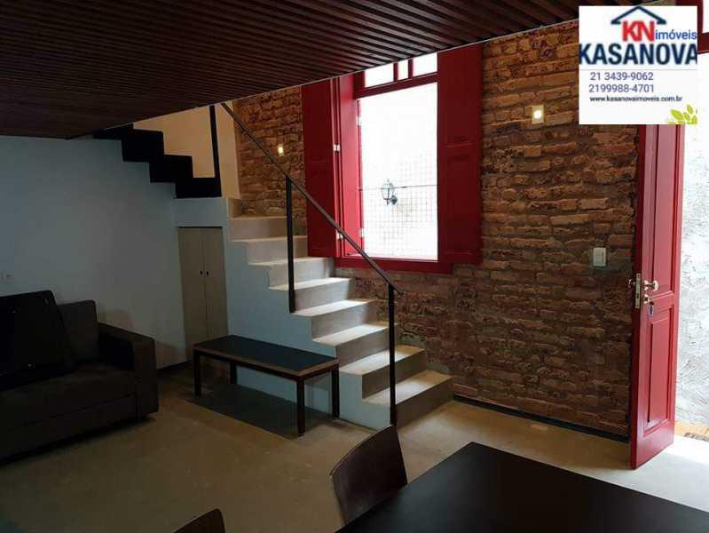 01 - Casa de Vila 1 quarto à venda Santa Teresa, Rio de Janeiro - R$ 340.000 - KSCV10001 - 1