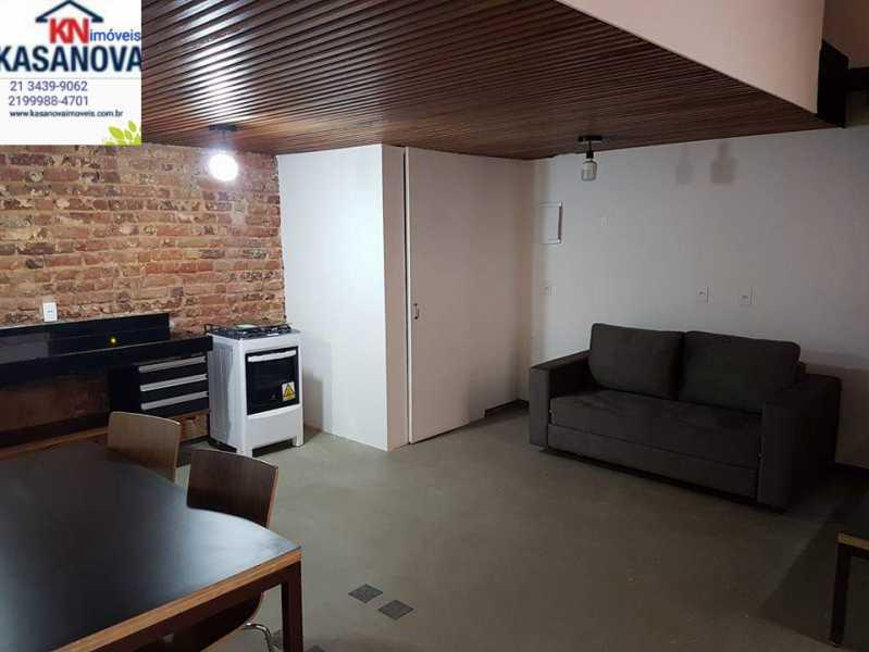 03 - Casa de Vila 1 quarto à venda Santa Teresa, Rio de Janeiro - R$ 340.000 - KSCV10001 - 4