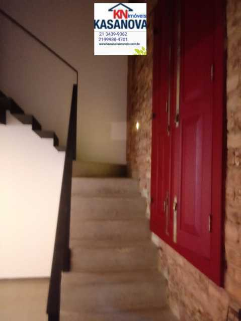 09 - Casa de Vila 1 quarto à venda Santa Teresa, Rio de Janeiro - R$ 340.000 - KSCV10001 - 10