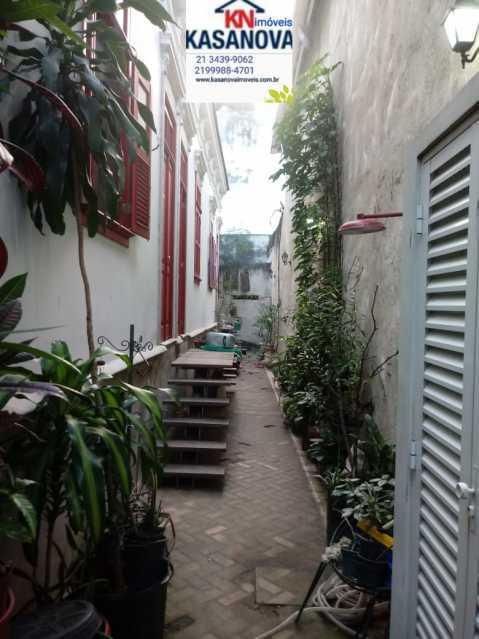 16 - Casa de Vila 1 quarto à venda Santa Teresa, Rio de Janeiro - R$ 340.000 - KSCV10001 - 17