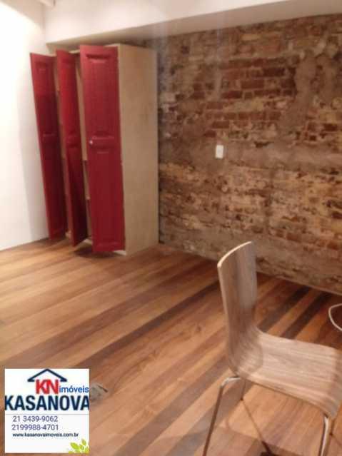 10 - Casa de Vila 1 quarto à venda Santa Teresa, Rio de Janeiro - R$ 340.000 - KSCV10001 - 11
