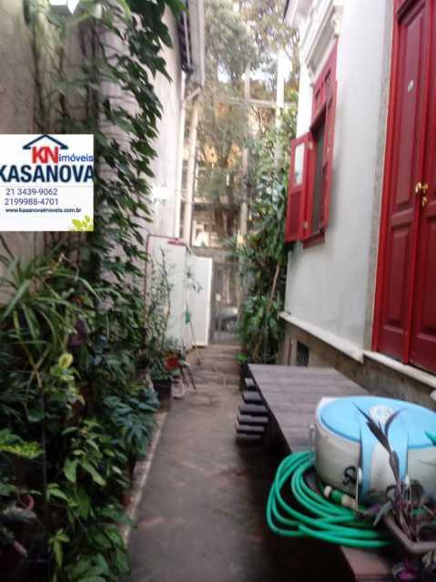07 - Casa de Vila 1 quarto à venda Santa Teresa, Rio de Janeiro - R$ 300.000 - KSCV10002 - 8