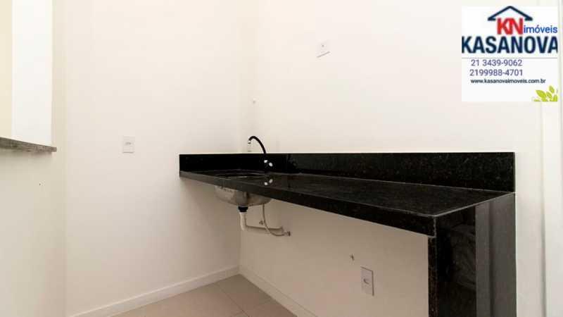 14 - Kitnet/Conjugado 30m² à venda Laranjeiras, Rio de Janeiro - R$ 290.000 - KFKI00084 - 15