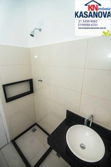 18 - Kitnet/Conjugado 30m² à venda Laranjeiras, Rio de Janeiro - R$ 290.000 - KFKI00084 - 19