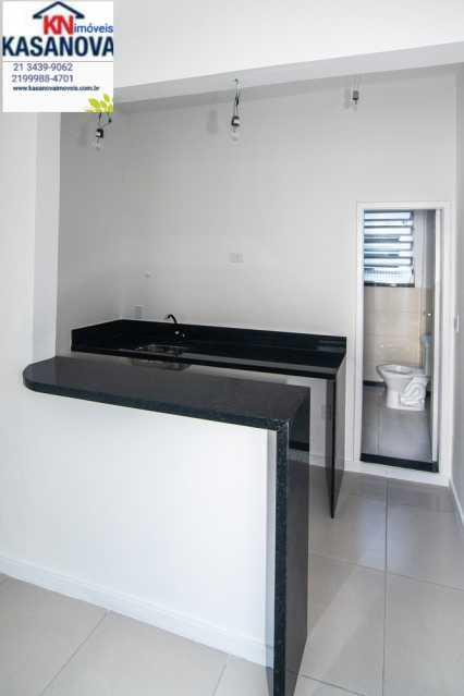 13 - Kitnet/Conjugado 30m² à venda Laranjeiras, Rio de Janeiro - R$ 290.000 - KFKI00084 - 14