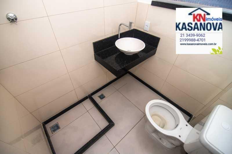 19 - Kitnet/Conjugado 30m² à venda Laranjeiras, Rio de Janeiro - R$ 290.000 - KFKI00084 - 20