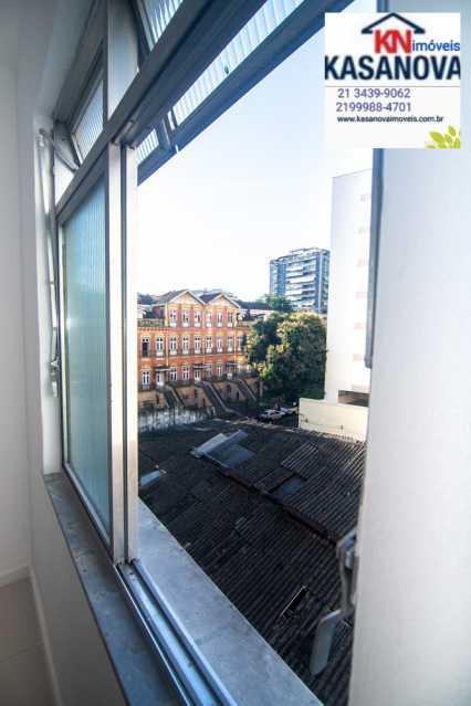 03 - Kitnet/Conjugado 30m² à venda Laranjeiras, Rio de Janeiro - R$ 290.000 - KFKI00084 - 4
