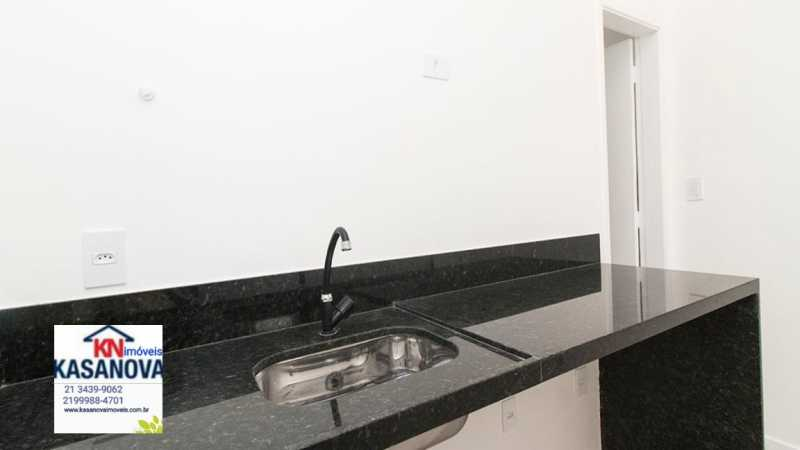 15 - Kitnet/Conjugado 30m² à venda Laranjeiras, Rio de Janeiro - R$ 290.000 - KFKI00084 - 16
