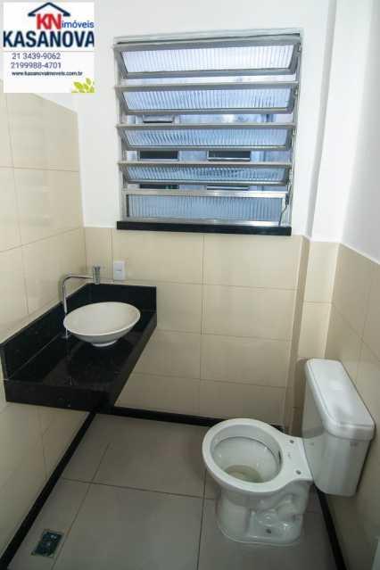 21 - Kitnet/Conjugado 30m² à venda Laranjeiras, Rio de Janeiro - R$ 290.000 - KFKI00084 - 22