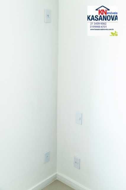 26 - Kitnet/Conjugado 30m² à venda Laranjeiras, Rio de Janeiro - R$ 290.000 - KFKI00084 - 27