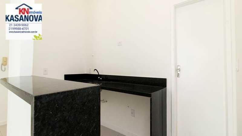 16 - Kitnet/Conjugado 30m² à venda Laranjeiras, Rio de Janeiro - R$ 290.000 - KFKI00084 - 17