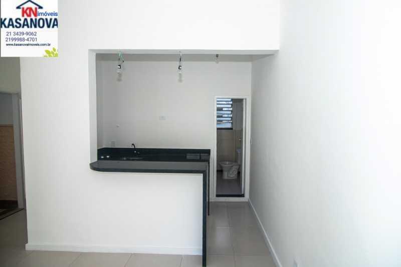 24 - Kitnet/Conjugado 30m² à venda Laranjeiras, Rio de Janeiro - R$ 290.000 - KFKI00084 - 25