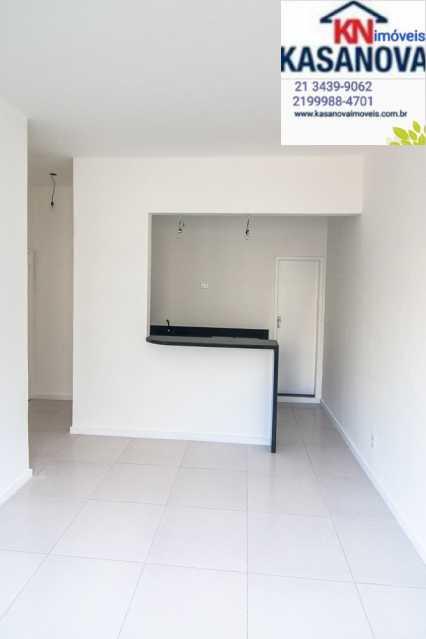 04 - Kitnet/Conjugado 30m² à venda Laranjeiras, Rio de Janeiro - R$ 290.000 - KFKI00084 - 5