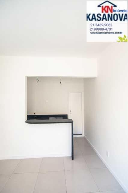 05 - Kitnet/Conjugado 30m² à venda Laranjeiras, Rio de Janeiro - R$ 290.000 - KFKI00084 - 6