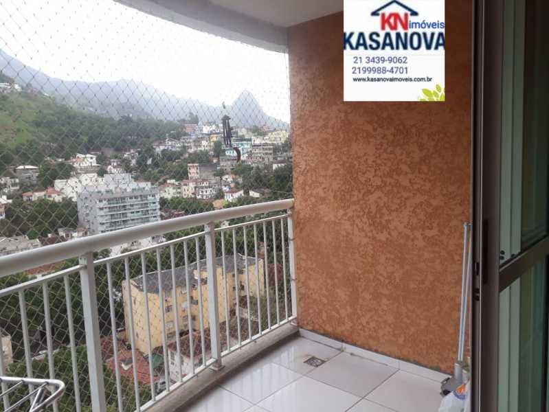 02 - Apartamento 3 quartos à venda Tijuca, Rio de Janeiro - R$ 740.000 - KFAP30227 - 4