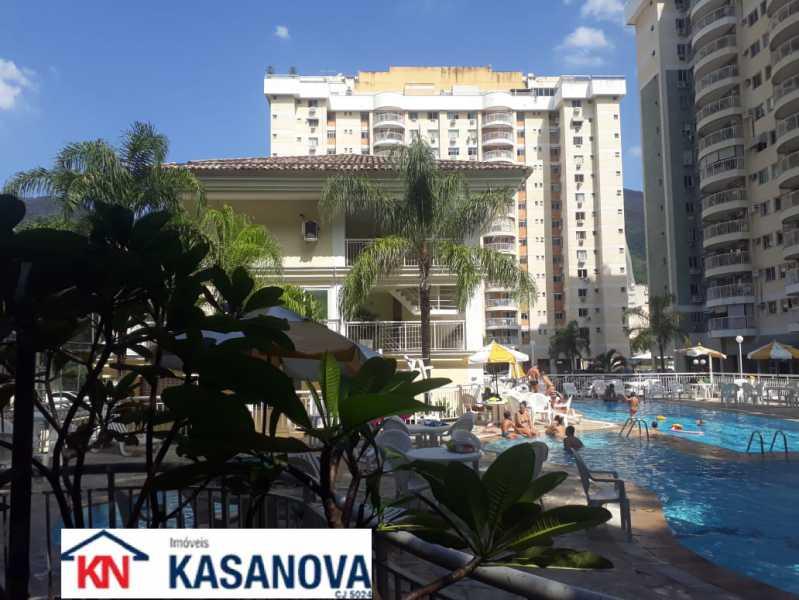 18 - Apartamento 3 quartos à venda Tijuca, Rio de Janeiro - R$ 740.000 - KFAP30227 - 20