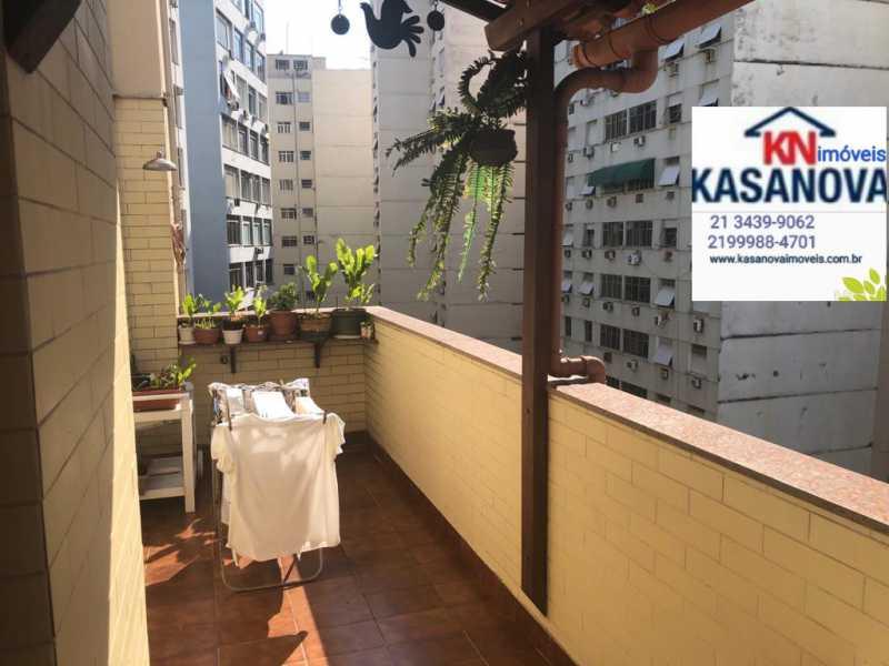 02 - Cobertura 4 quartos à venda Flamengo, Rio de Janeiro - R$ 2.500.000 - KFCO40010 - 3