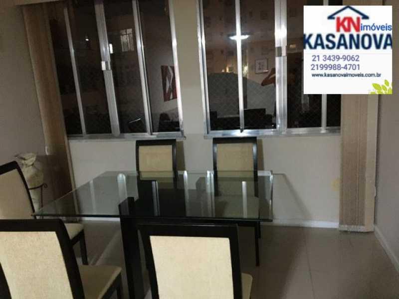 03 - Apartamento 2 quartos à venda Laranjeiras, Rio de Janeiro - R$ 790.000 - KFAP20288 - 4
