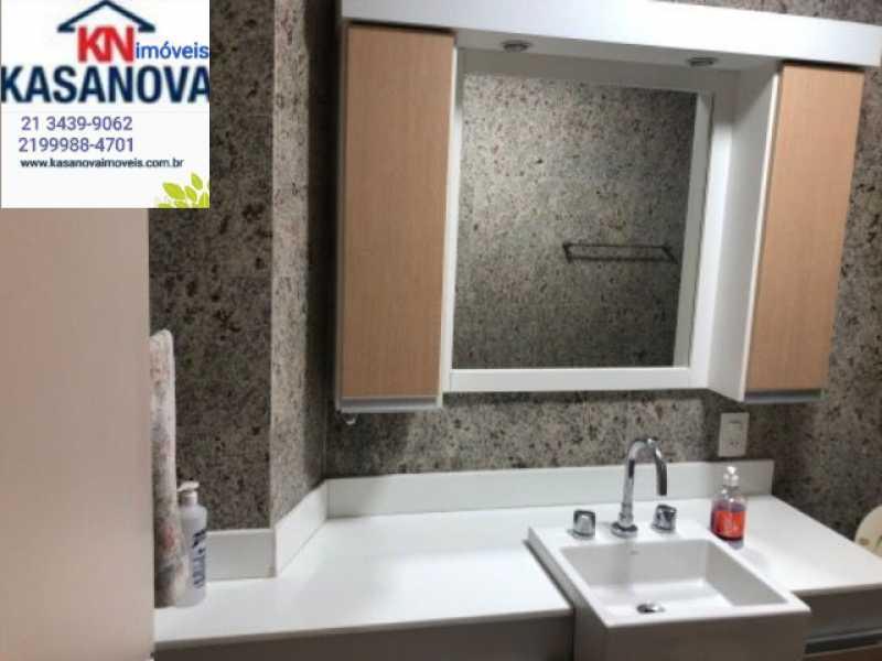 11 - Apartamento 2 quartos à venda Laranjeiras, Rio de Janeiro - R$ 790.000 - KFAP20288 - 12