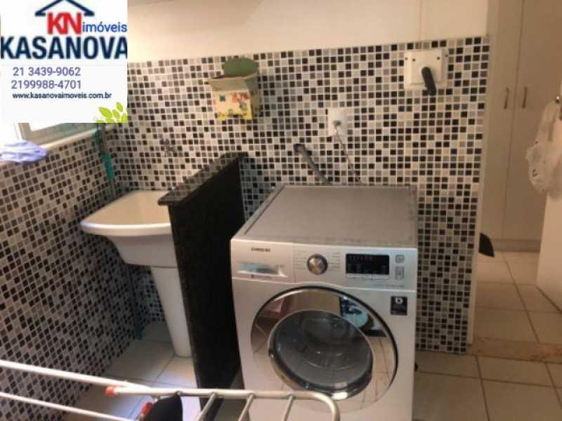 14 - Apartamento 2 quartos à venda Laranjeiras, Rio de Janeiro - R$ 790.000 - KFAP20288 - 15