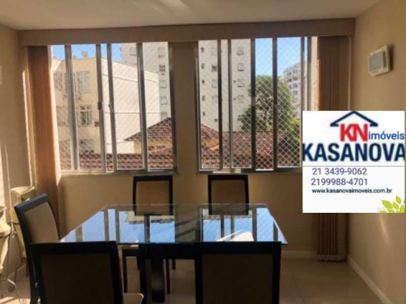 02 - Apartamento 2 quartos à venda Laranjeiras, Rio de Janeiro - R$ 790.000 - KFAP20288 - 3