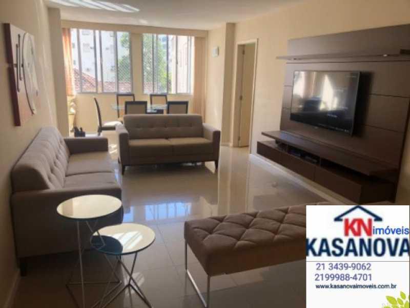 01 - Apartamento 2 quartos à venda Laranjeiras, Rio de Janeiro - R$ 790.000 - KFAP20288 - 1