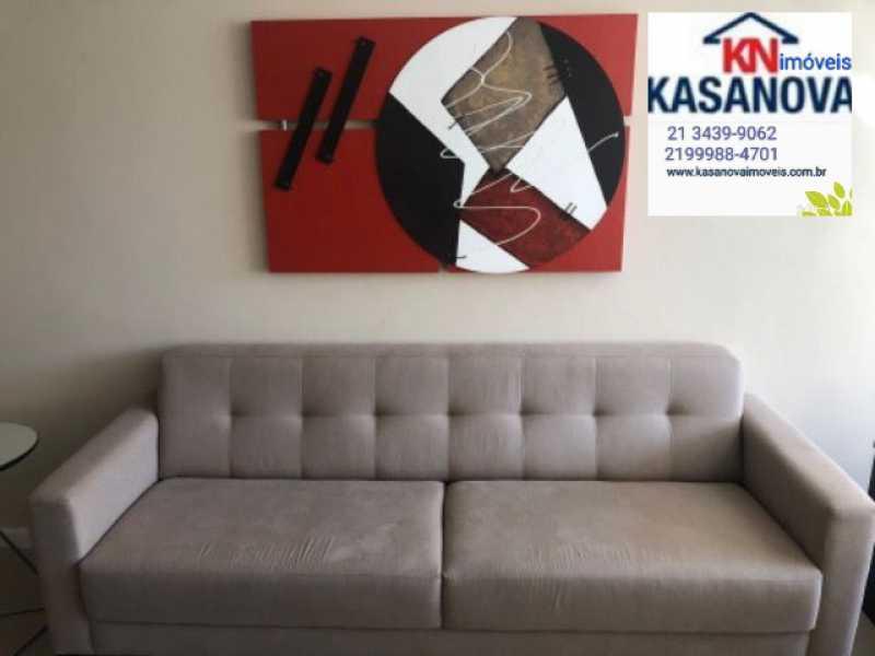 05 - Apartamento 2 quartos à venda Laranjeiras, Rio de Janeiro - R$ 790.000 - KFAP20288 - 6