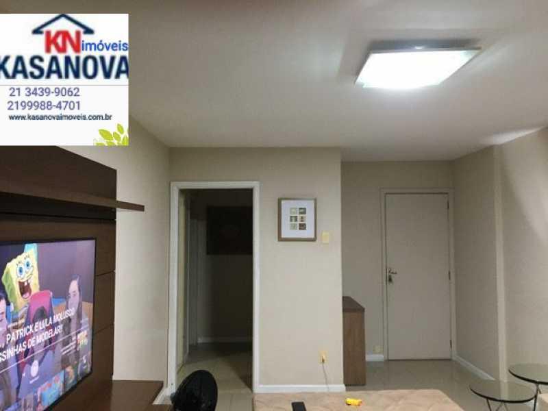 04 - Apartamento 2 quartos à venda Laranjeiras, Rio de Janeiro - R$ 790.000 - KFAP20288 - 5