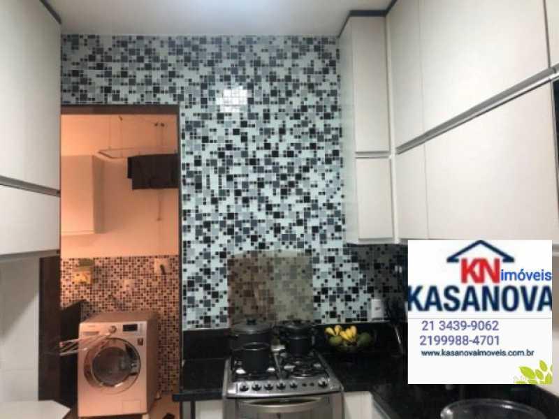 15 - Apartamento 2 quartos à venda Laranjeiras, Rio de Janeiro - R$ 790.000 - KFAP20288 - 16