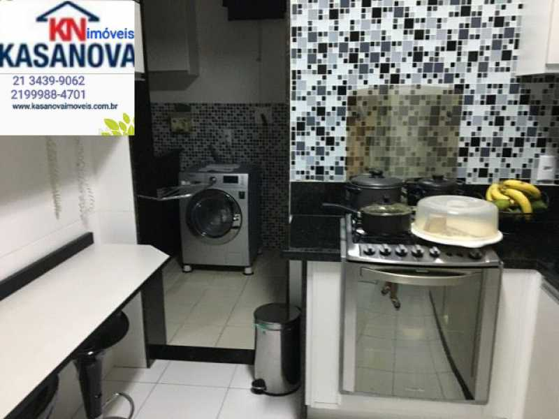 13 - Apartamento 2 quartos à venda Laranjeiras, Rio de Janeiro - R$ 790.000 - KFAP20288 - 14