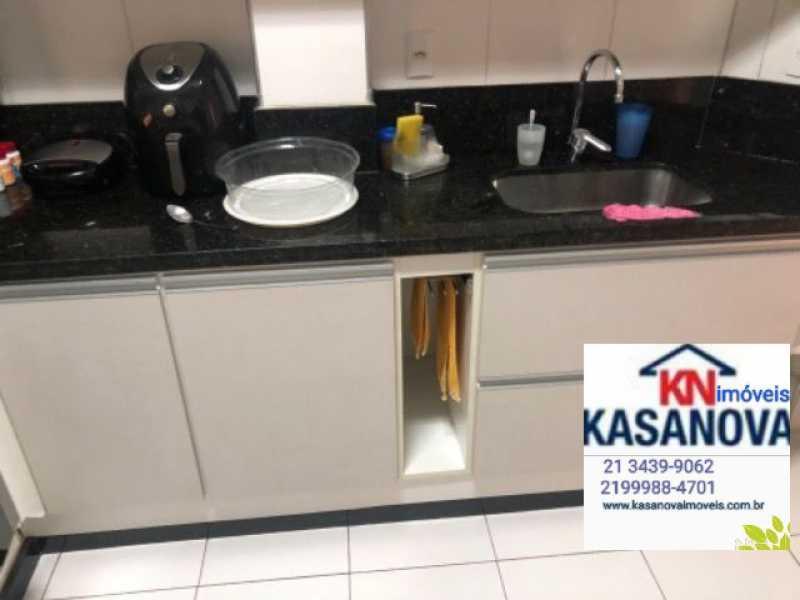 17 - Apartamento 2 quartos à venda Laranjeiras, Rio de Janeiro - R$ 790.000 - KFAP20288 - 18