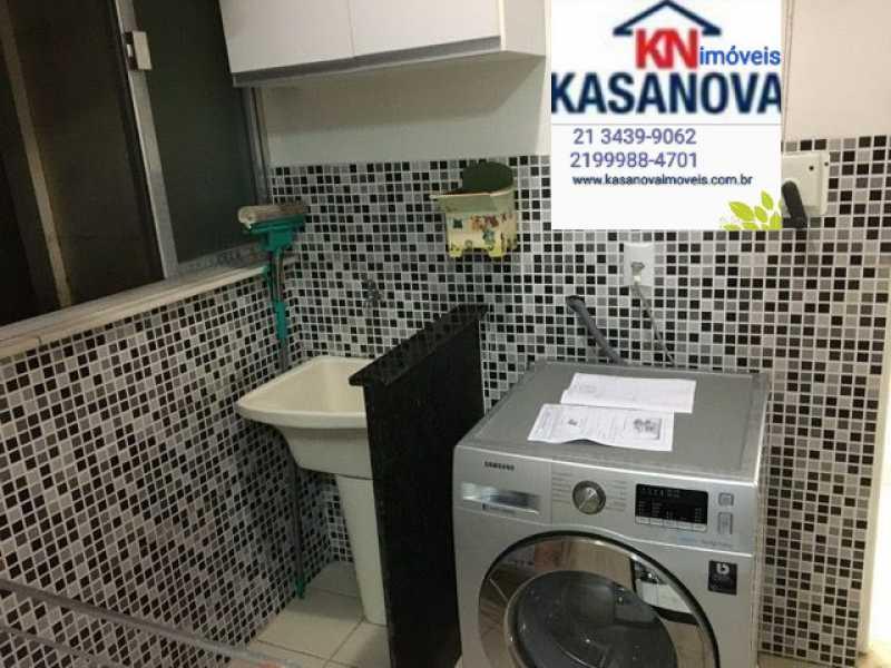 18 - Apartamento 2 quartos à venda Laranjeiras, Rio de Janeiro - R$ 790.000 - KFAP20288 - 19