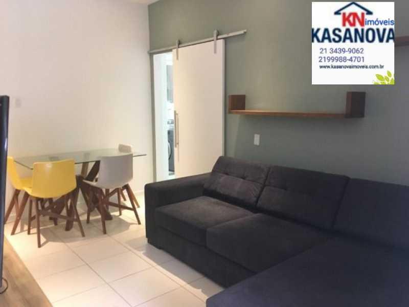 04 - Apartamento 2 quartos à venda Laranjeiras, Rio de Janeiro - R$ 650.000 - KFAP20289 - 5
