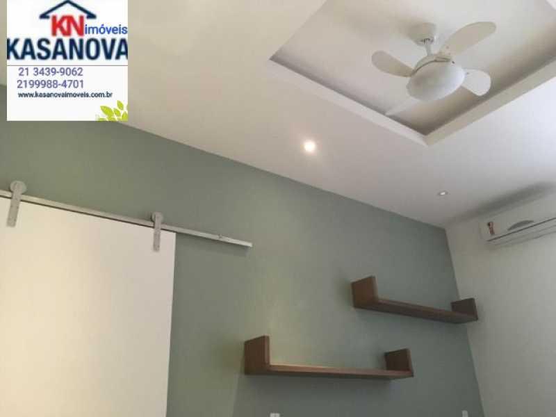 13 - Apartamento 2 quartos à venda Laranjeiras, Rio de Janeiro - R$ 650.000 - KFAP20289 - 14