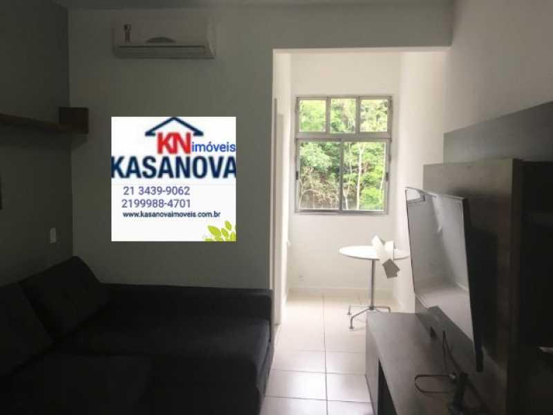 08 - Apartamento 2 quartos à venda Laranjeiras, Rio de Janeiro - R$ 650.000 - KFAP20289 - 9