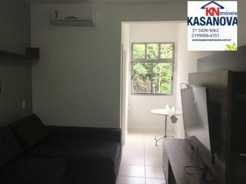 01 - Apartamento 2 quartos à venda Laranjeiras, Rio de Janeiro - R$ 650.000 - KFAP20289 - 1