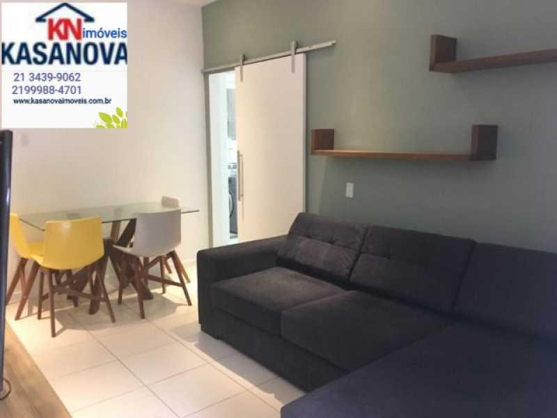 07 - Apartamento 2 quartos à venda Laranjeiras, Rio de Janeiro - R$ 650.000 - KFAP20289 - 8