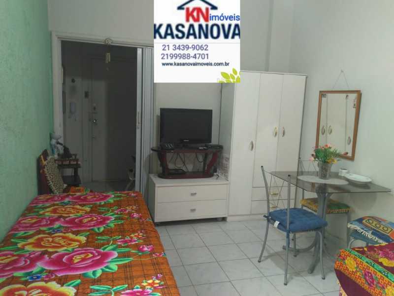 02 - Kitnet/Conjugado 23m² à venda Copacabana, Rio de Janeiro - R$ 315.000 - KSKI00025 - 3
