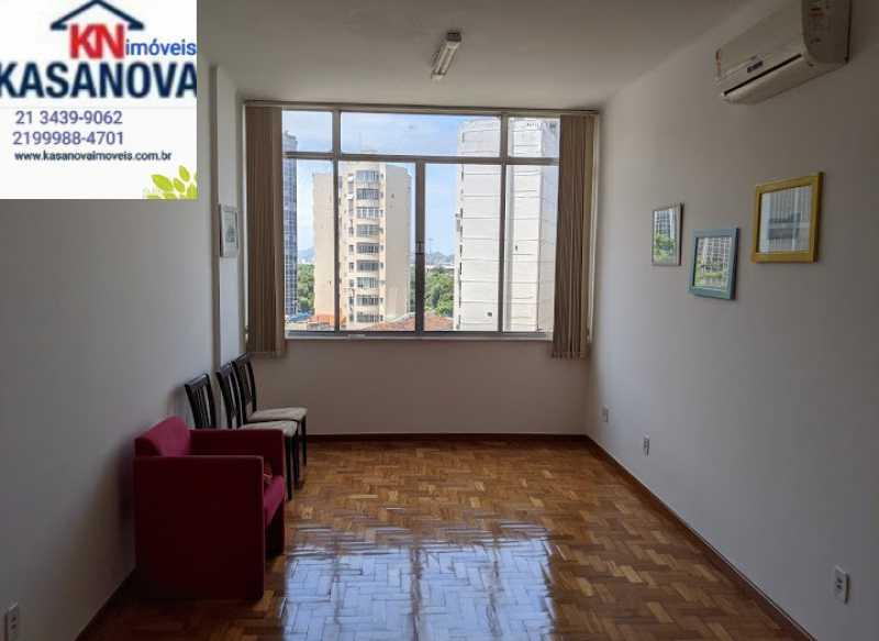 01 - Sala Comercial 23m² à venda Centro, Rio de Janeiro - R$ 190.000 - KSSL00006 - 1