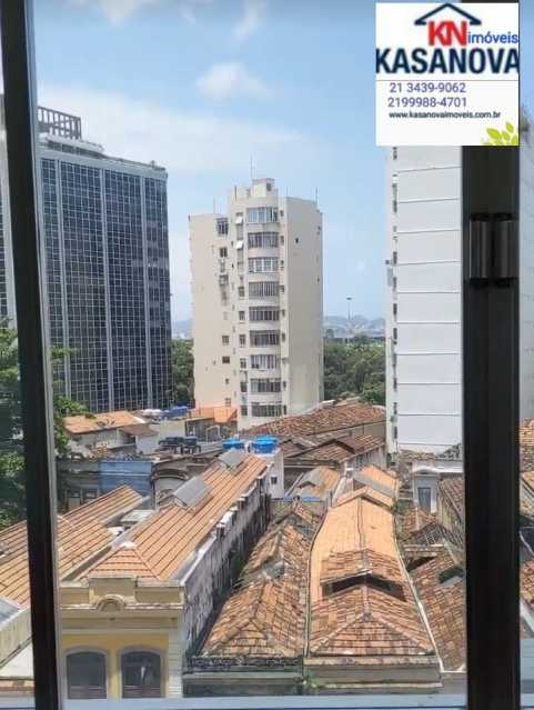 02 - Sala Comercial 23m² à venda Centro, Rio de Janeiro - R$ 190.000 - KSSL00006 - 3