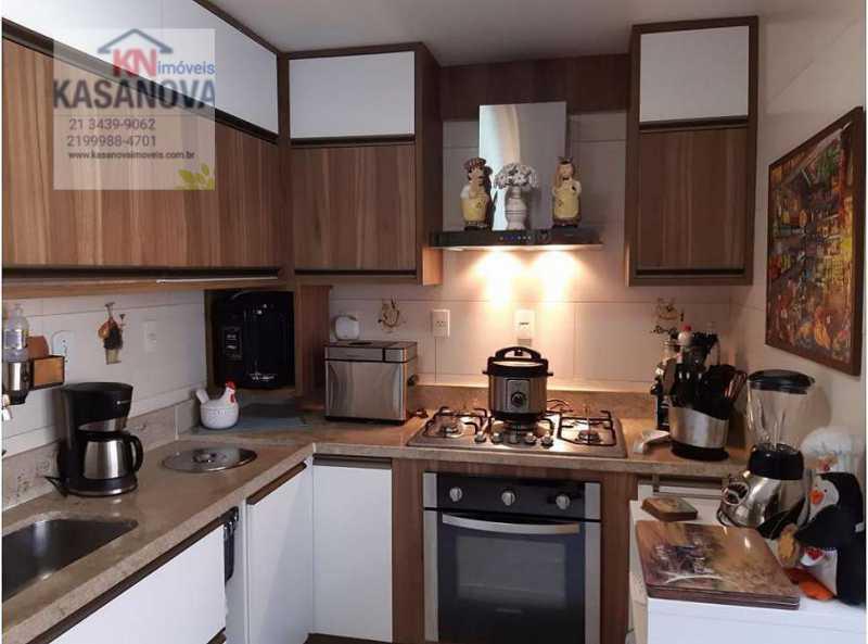 16 - Apartamento 3 quartos à venda Botafogo, Rio de Janeiro - R$ 1.390.000 - KFAP30237 - 17