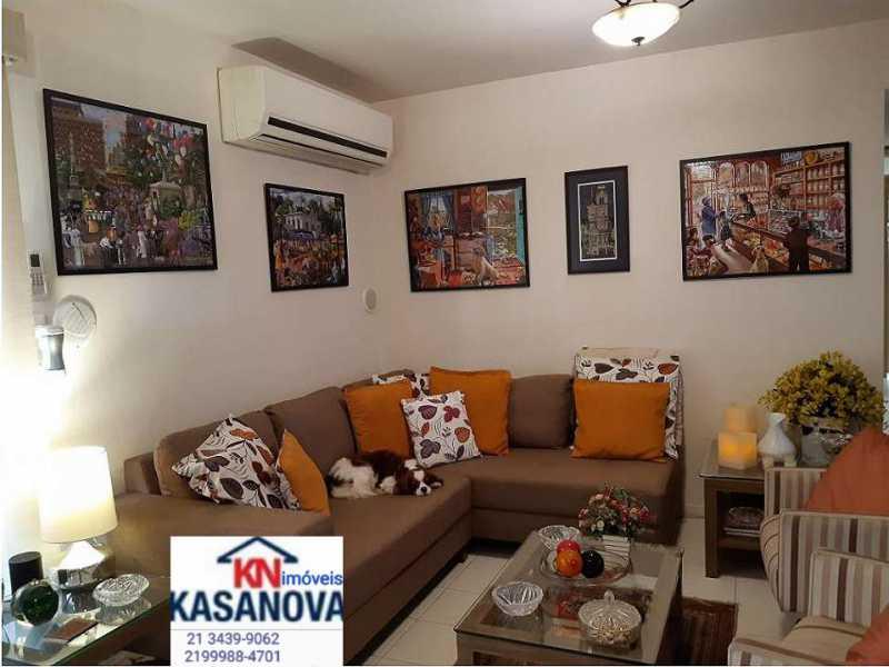 05 - Apartamento 3 quartos à venda Botafogo, Rio de Janeiro - R$ 1.390.000 - KFAP30237 - 6