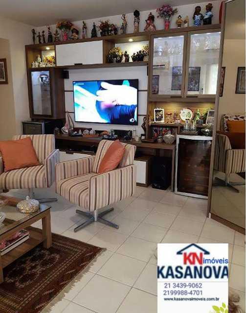 01 - Apartamento 3 quartos à venda Botafogo, Rio de Janeiro - R$ 1.390.000 - KFAP30237 - 1