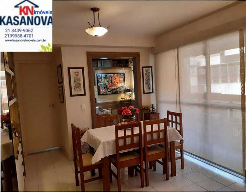02 - Apartamento 3 quartos à venda Botafogo, Rio de Janeiro - R$ 1.390.000 - KFAP30237 - 3
