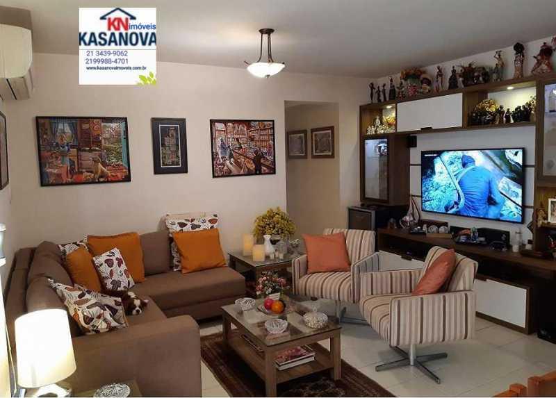 04 - Apartamento 3 quartos à venda Botafogo, Rio de Janeiro - R$ 1.390.000 - KFAP30237 - 5